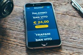 Il sito web di Express Shuttle Sharing San Vito Lo Capo