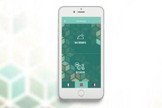 210 Grammi Ristorante App