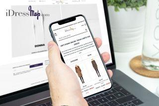 E-commerce IdressMap