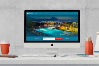 Sito web hotel Pocho