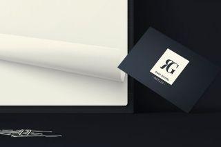 Logo e immagine coordinata notaio Giaimo