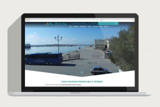Sito web casa vacanze Marina Bay