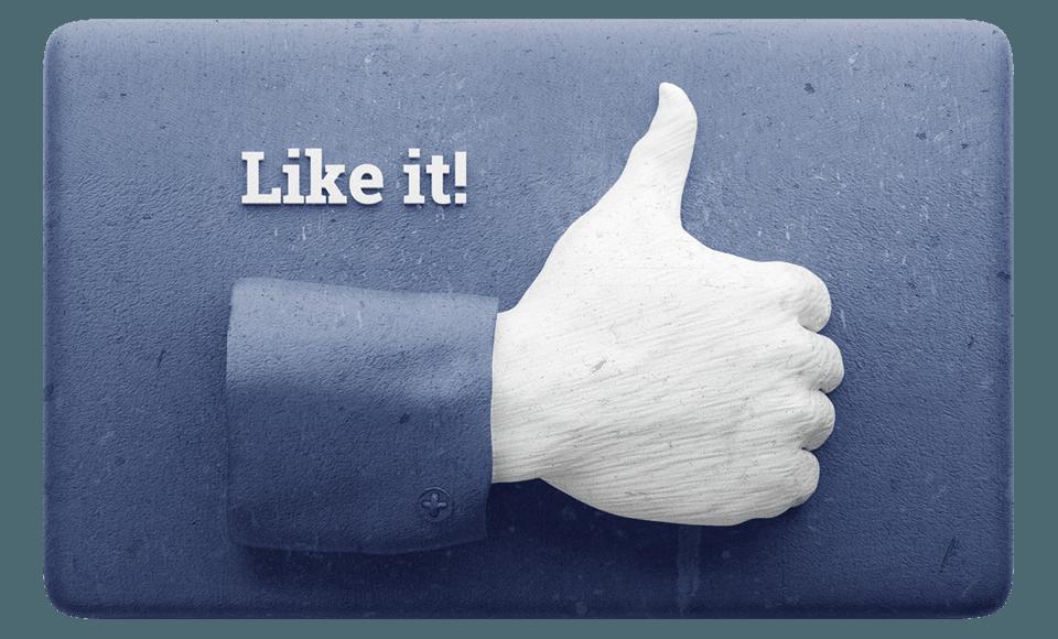 Più like sulla tua pagina con Facebook ads